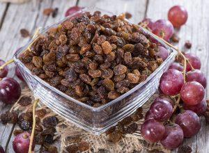 9 Lợi ích cho sức khoẻ nhờ ăn nho khô mới được công bố