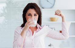 Cùng giảm cân với sữa tươi