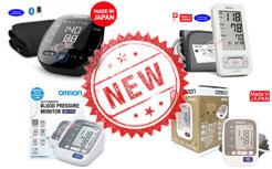 Tổng hợp các loại máy đo huyết áp Omron mới nhất hiện nay