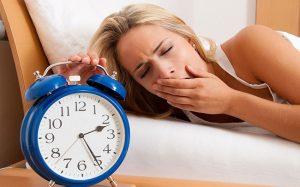 Thận trọng với sức khoẻ khi bị thiếu ngủ