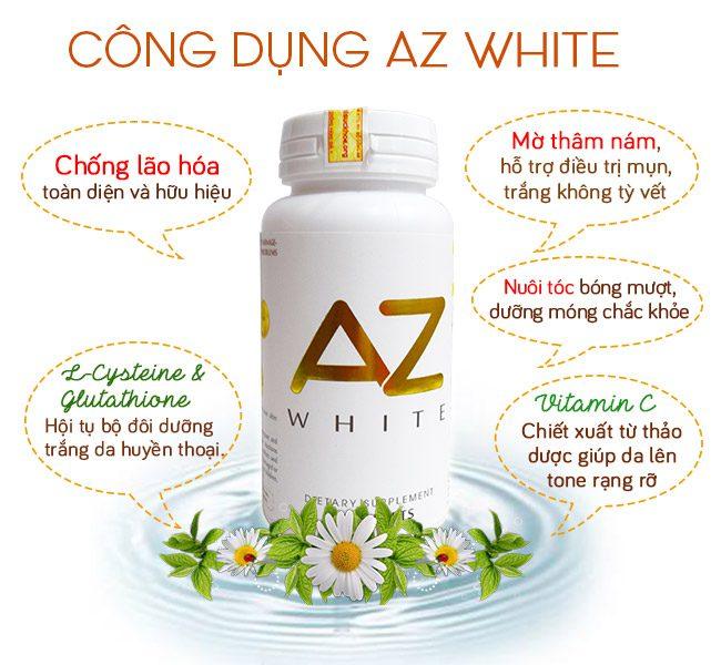 AZ White