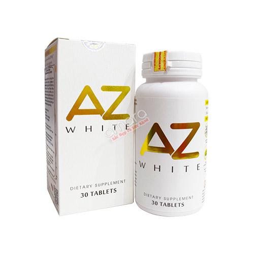 AZ White – Kích thích cơ thể tự sản sinh collagen hoàn toàn tự nhiên