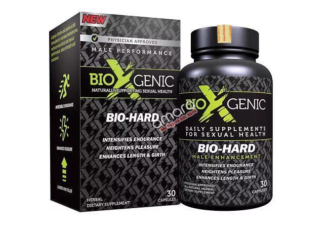 viên uống Bio Hard