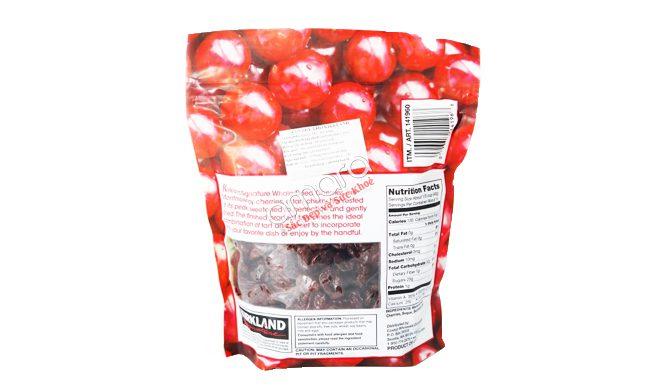 Cherry sấy khô Kirkland USA
