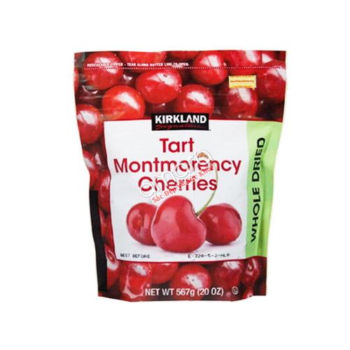 Cherry sấy khô Kirkland USA 567g