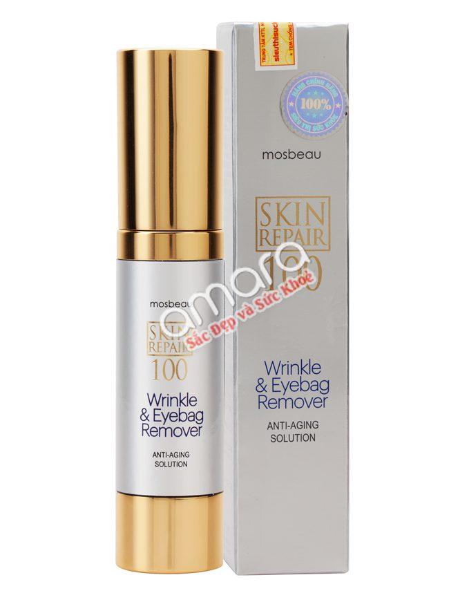 Erase wrinkle and Eyebags Mosbeau