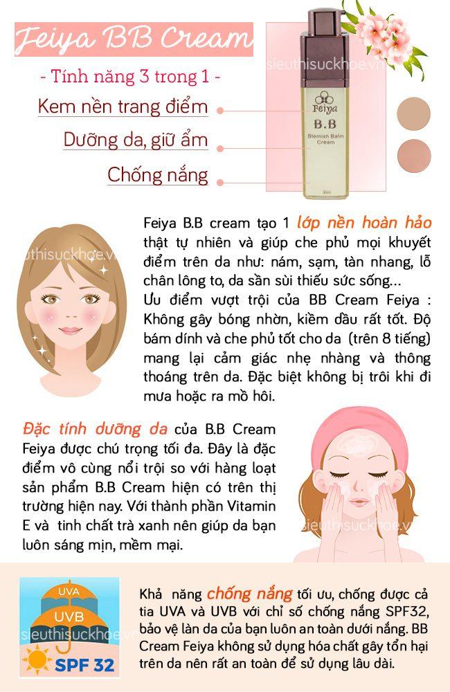 kem Feiya BB Cream