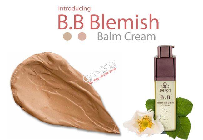 cách dùng kem che khuyết điểm BB Cream