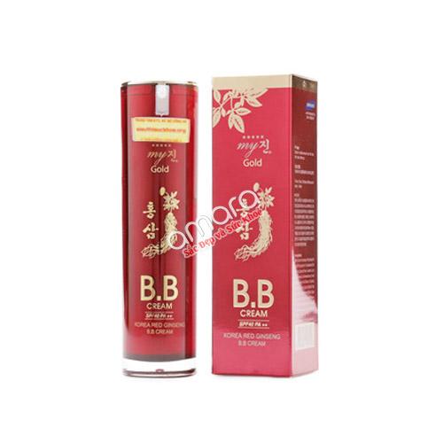 Kem BB cream hồng sâm Hàn Quốc 3 trong 1 chính hãng Nexxen