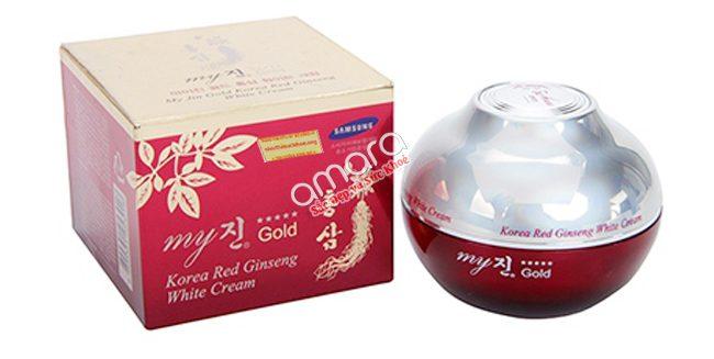 Kem dưỡng da hồng sâm Hàn Quốc My Gold