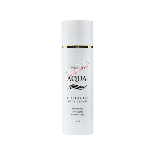 Kem Trắng Da Chống Lão Hóa Vùng Cổ Collagen Body Aqua