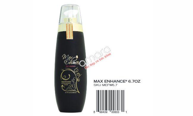 Kem nở ngực Max Enhance chính hãng