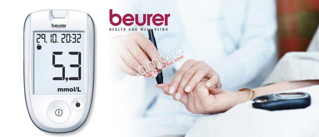 Máy đo đường huyết Beurer GL42 Đức