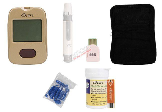 Máy đo đường huyết EBCare eBC01