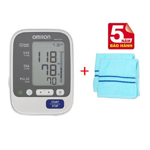 Máy đo huyết áp bắp tay tự động Omron 7130 (dòng trung cấp mới nhất)