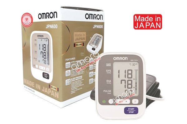 máy đo huyết áp JPN600