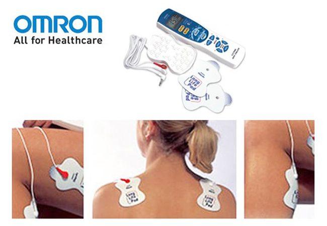 Máy massage xung điện Omron HV F127