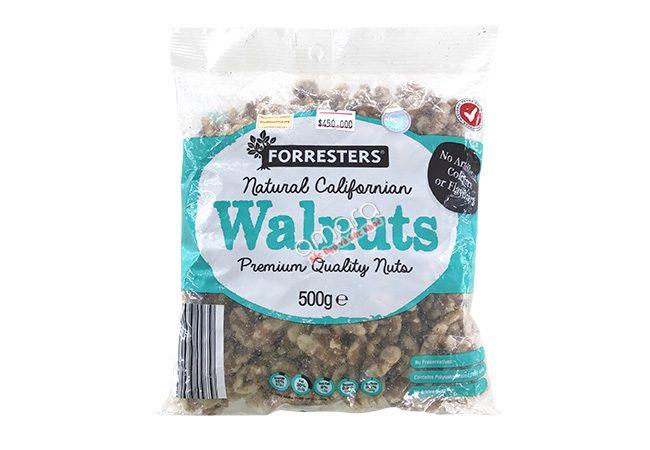 Nhân óc chó wallnuts