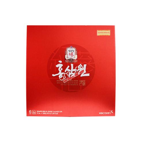 Nước hồng sâm KGC cao cấp Hàn Quốc (hồng sâm hoàng gia)