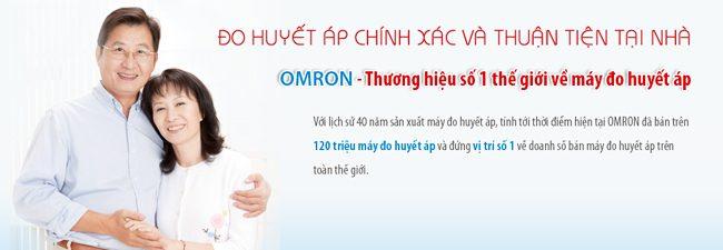 omron - máy đo huyết áp thuận lợi tại nhà