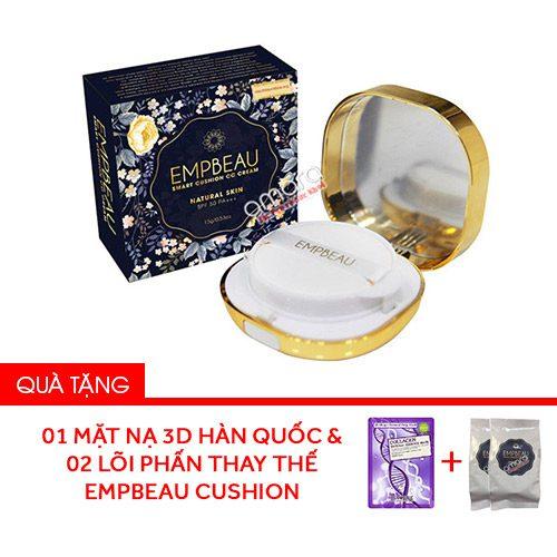 Phấn nước Empbeau Smart Cushion CC Cream SPF 50 PA+++ (phù hợp mọi loại da)
