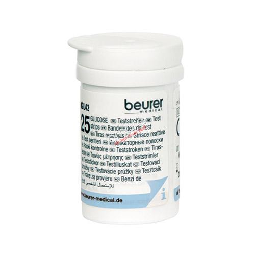 Que thử máy đo đường huyết Beurer GL42 Đức