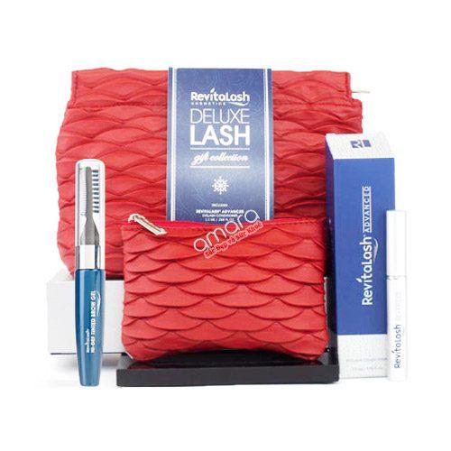 Revitalash Gift Set 02 – Bộ đôi dưỡng mi và mày (Revitalash 3,5ml + Gel tạo dáng chân mày 7,4ml)