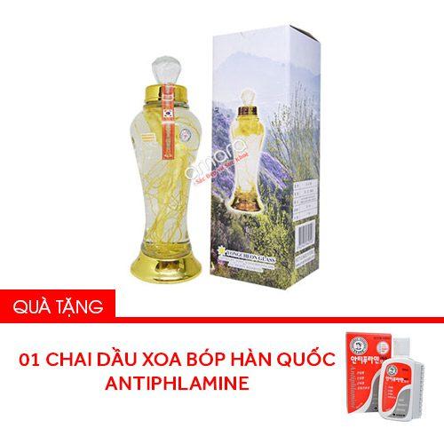 Rượu nhân sâm tươi Hàn Quốc 660ml