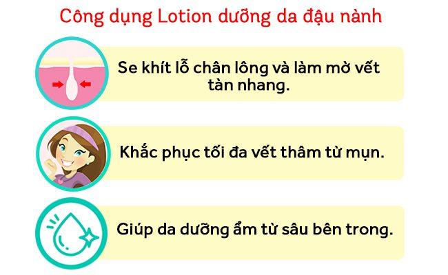 Sữa dưỡng da Face Lotion