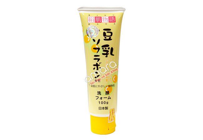 Sữa rửa mặt đậu nành Nhật Bản