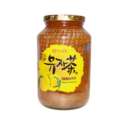 Trà chanh mật ong Hàn Quốc chính hãng 100% – Hũ 1kg
