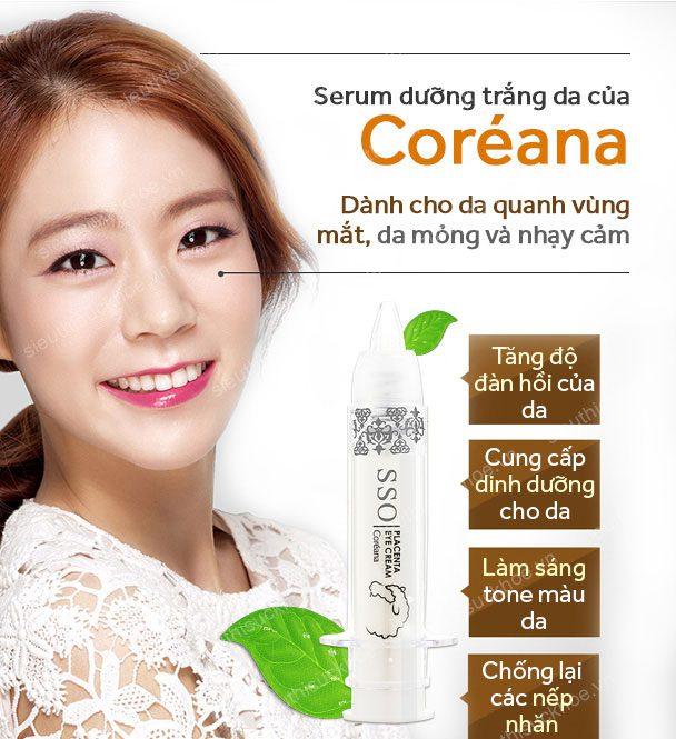 serum coreana dưỡng da