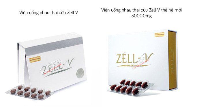 Mua viên nhau thai cừu Zell V tặng Voucher 500.000 đ