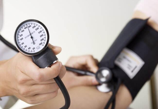 huyết áp ổn định