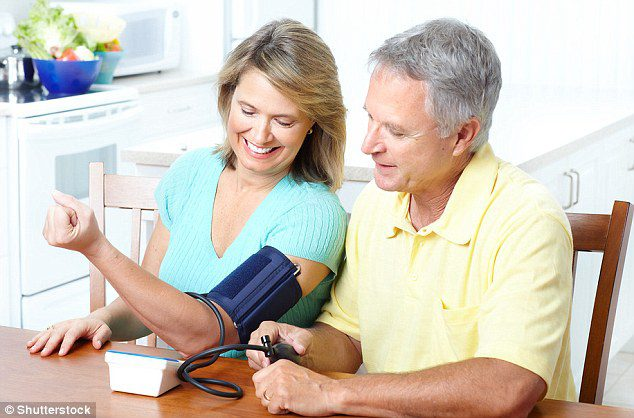 máy theo dõi huyết áp tại nhà