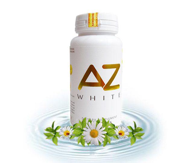 Viên trắng da AZ White