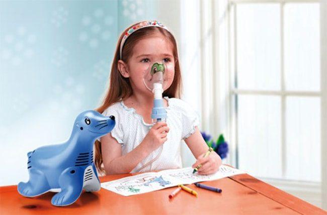 máy xông mũi họng
