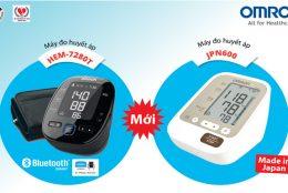 máy đo huyết áp omron loại nào tốt nhất
