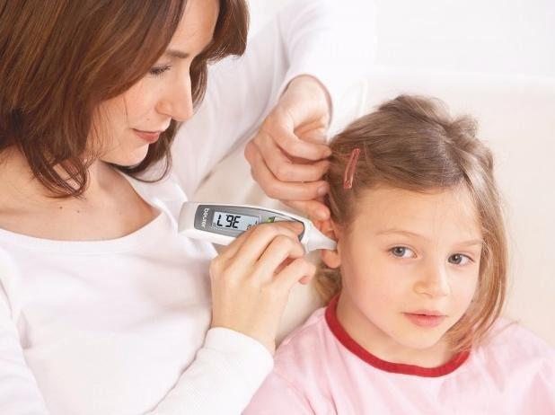 nhiệt kế điện tử y tế