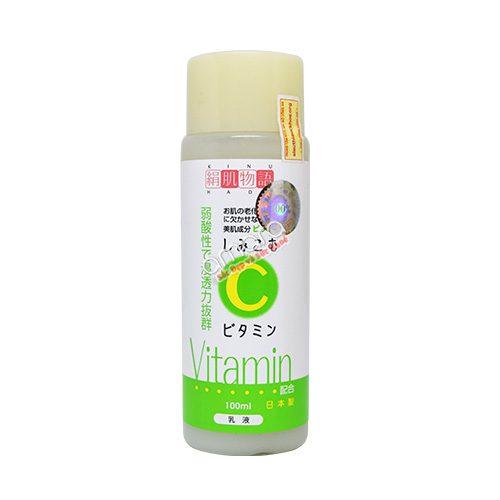 Sữa dưỡng da Vitamin C Nhật Bản 100ml