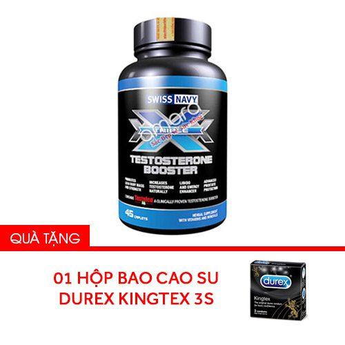 Triple X – Tăng cường sinh lý nam giới, mạnh hơn, bền vững hơn