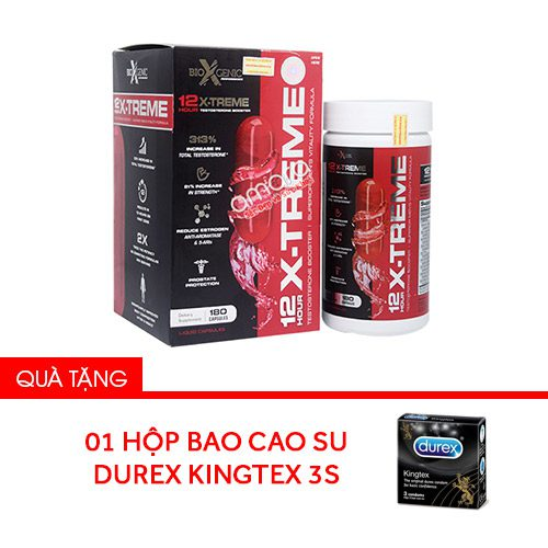 X Treme – Bổ sung testosterone, phục hồi sinh lực nam giới cao cấp nhất