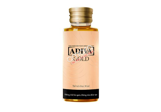 Collagen ADIVA Gold Mới