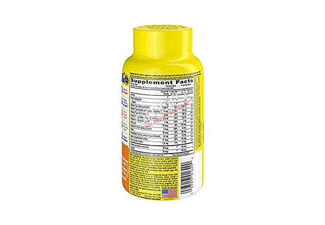 kẹo dẻo gummy vites multivitamin