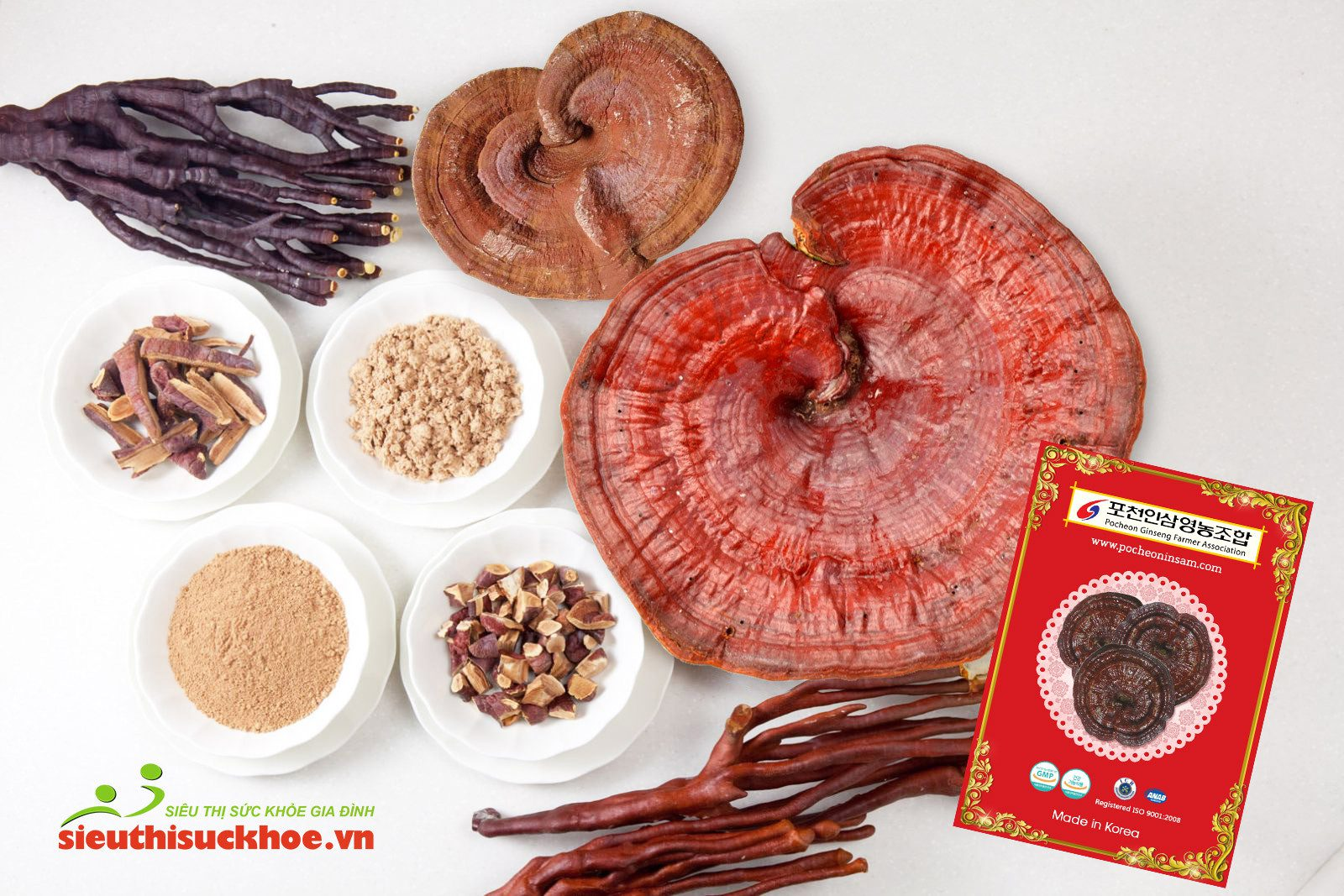 nên dùng nấm linh chi thế nào là tốt cho sức khỏe
