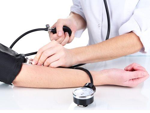 chỉ số huyết áp ổn định