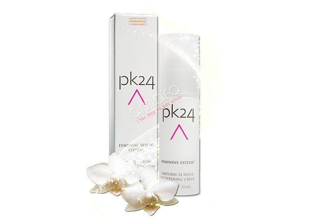 PK24 - Kem làm săn chắc, thu nhỏ đường kính, se khít âm đạo