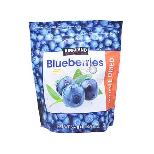 Việt Quất Đen Sấy Khô (Blueberries) Kirkland USA 567g