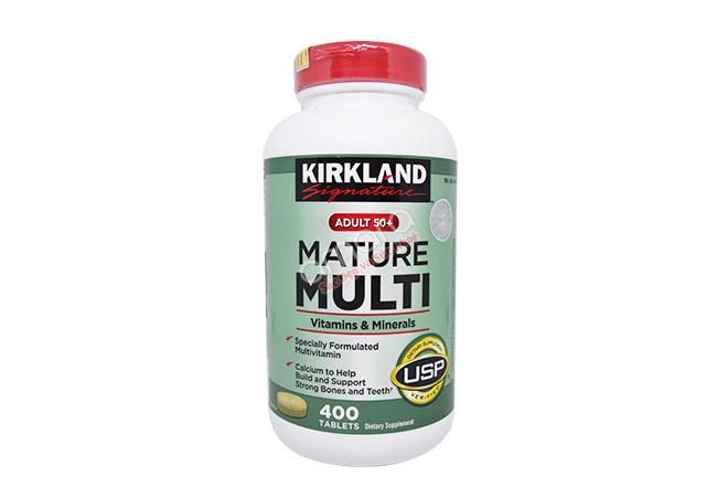 Mature Multi Kirkland