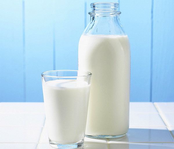 sữa nguyên chất giúp bổ sung Vitamin A hiệu quả